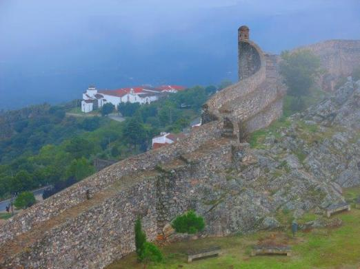 Murallas del Castelo de Marvao
